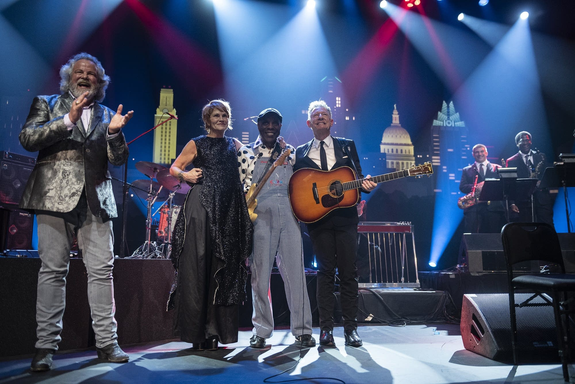 'Austin City Limits' Hall of Fame inductees 2019