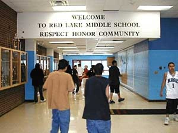 Red Lake Middle School