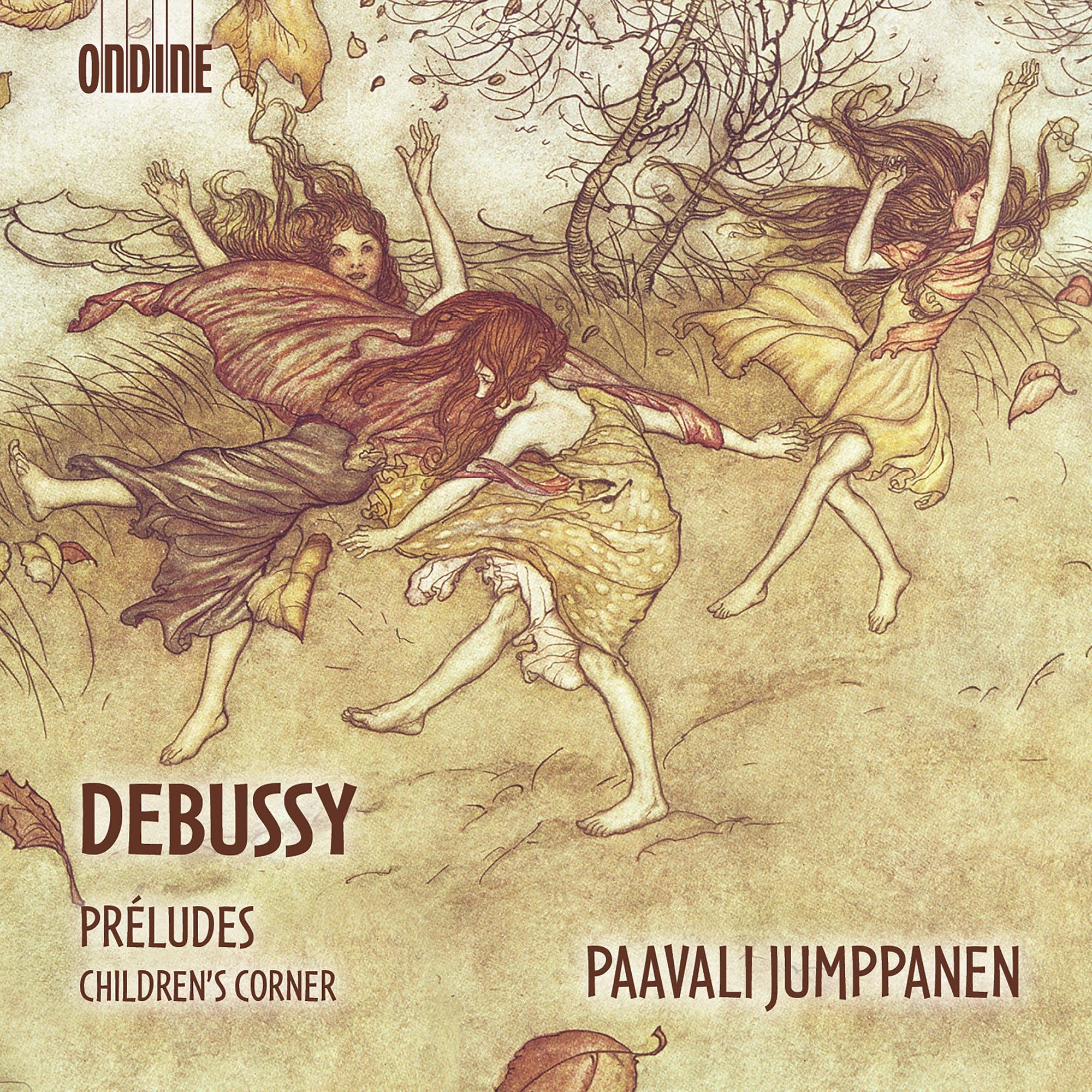 Claude Debussy - Preludes, Book 1: No. 3. Le vent dans la plaine