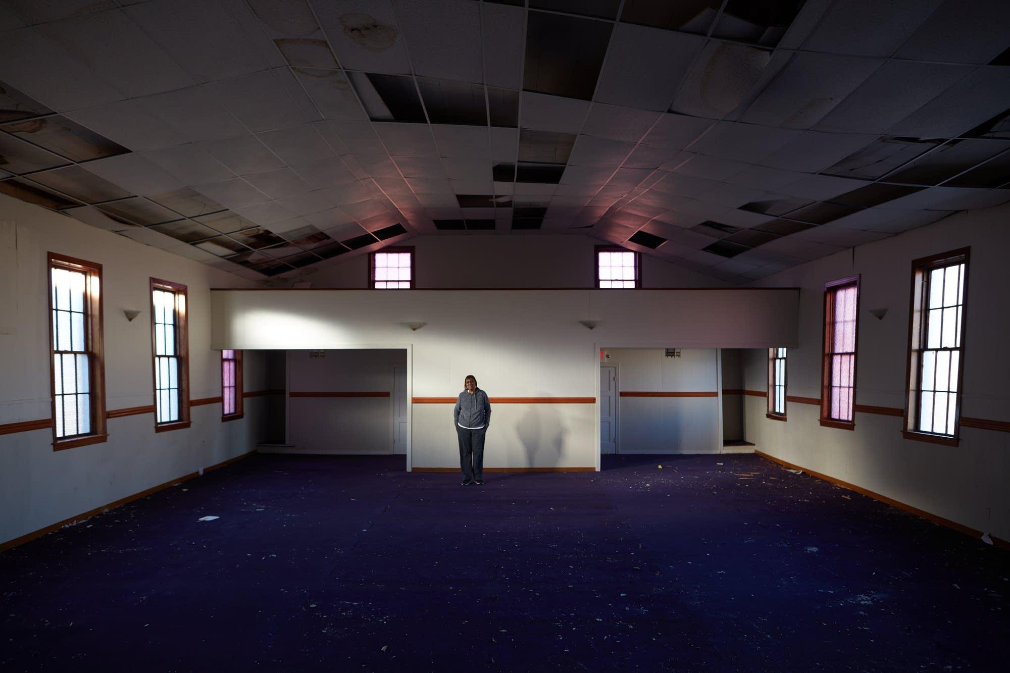 Estella Cox Williamson, Belle Flower Missionary Baptist Church