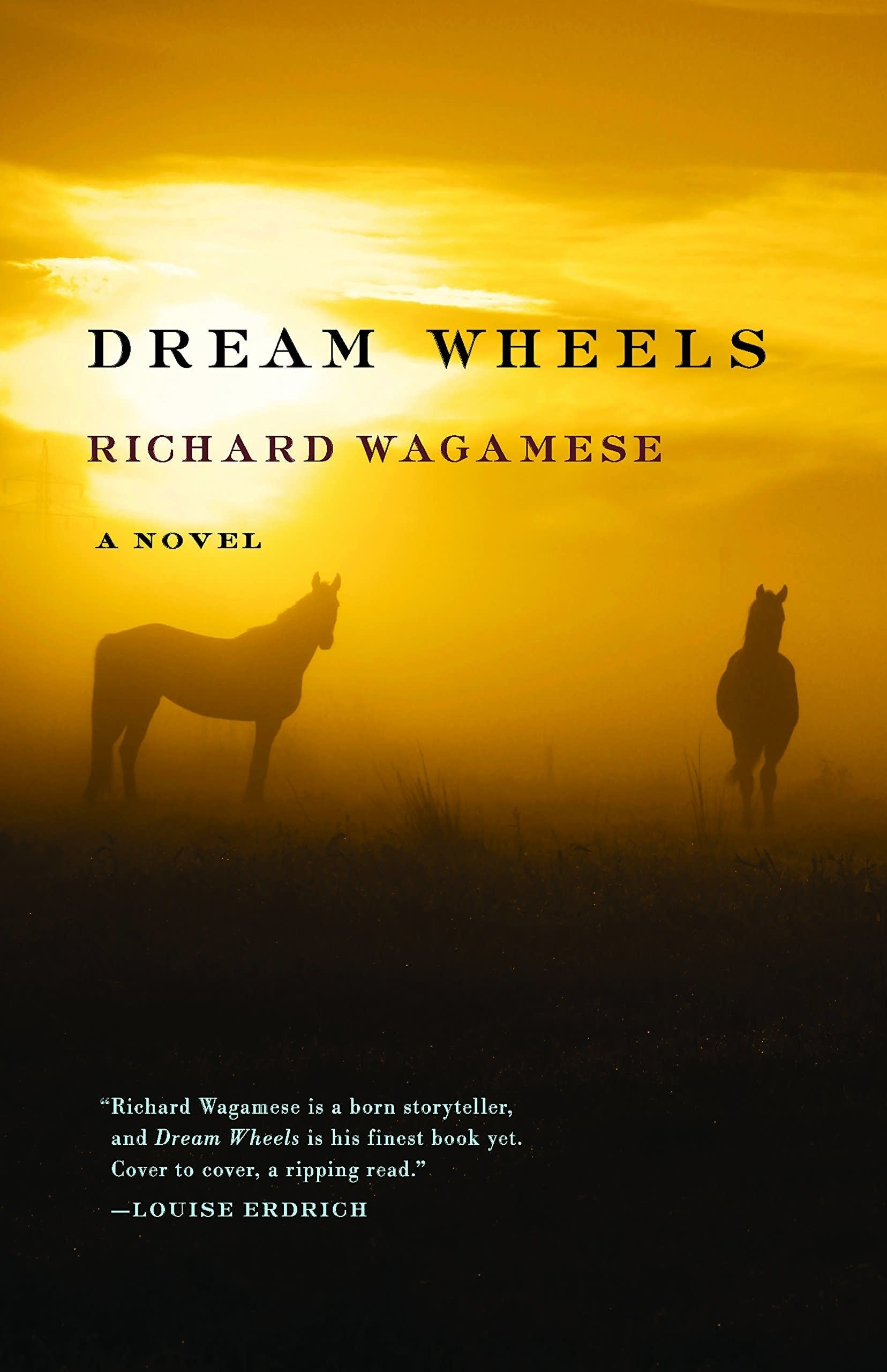 'Dream Wheels' by Richard Wagamese