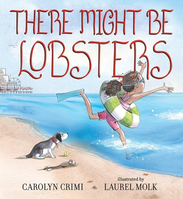 Julie's Library: There Might Be Lobsters