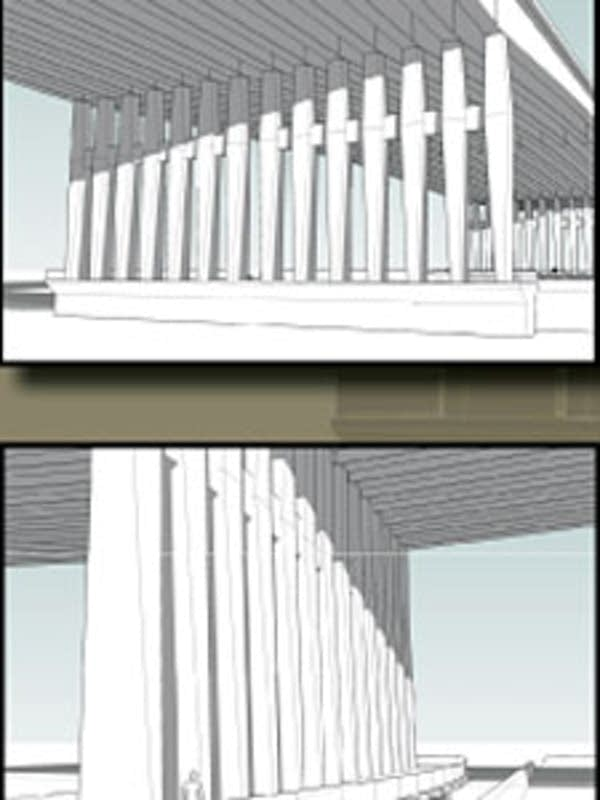 Ames/Lunda design