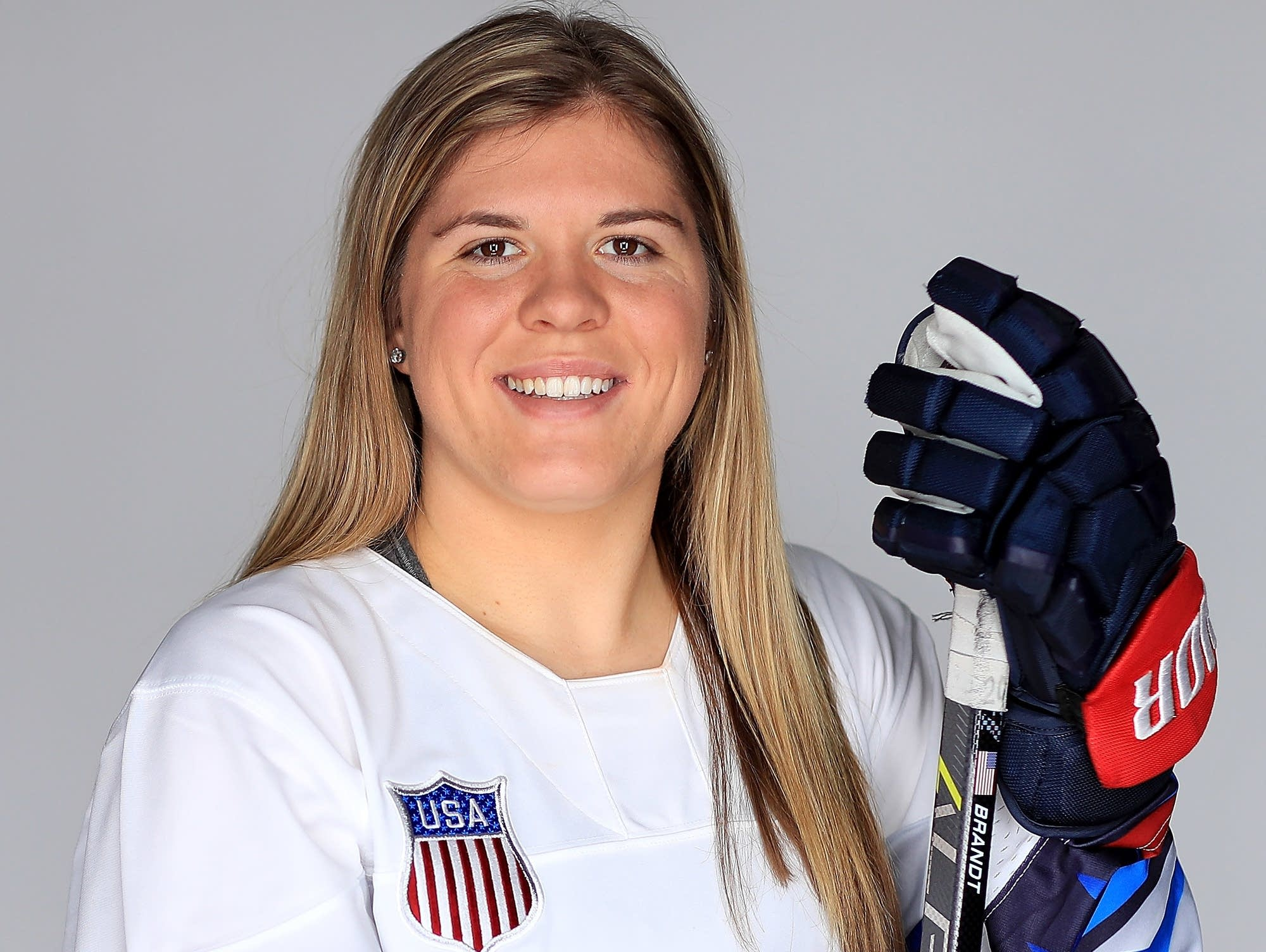 Hannah Brandt, Team USA women's hockey