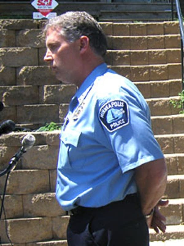 Chief Tim Dolan