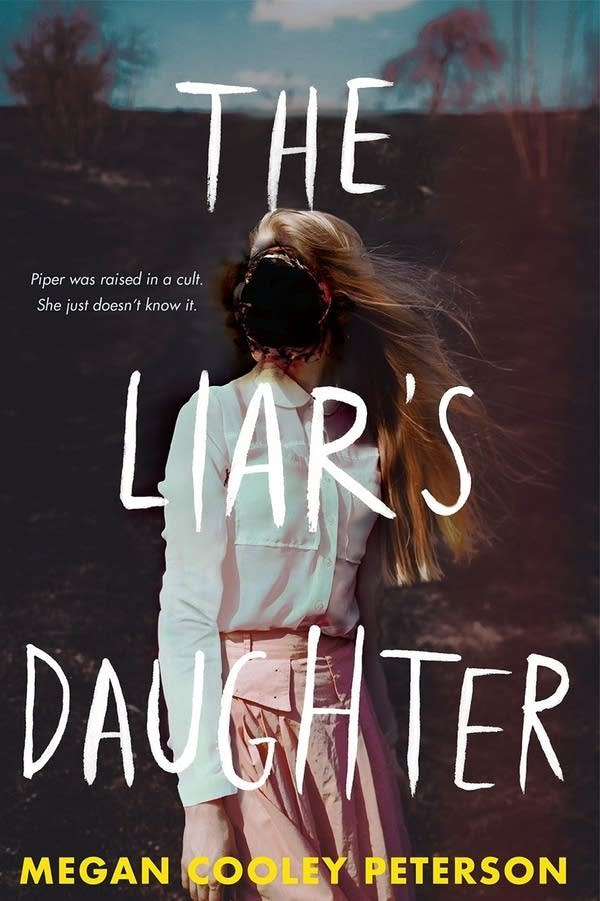 "Mankato author Megan Cooley Peterson's ""The Liar's Daughter"""