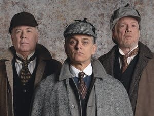 "Commonweal Theatre's ""Holmes and Watson"" by Jeffrey Hatcher"