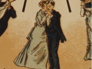 couple waltz