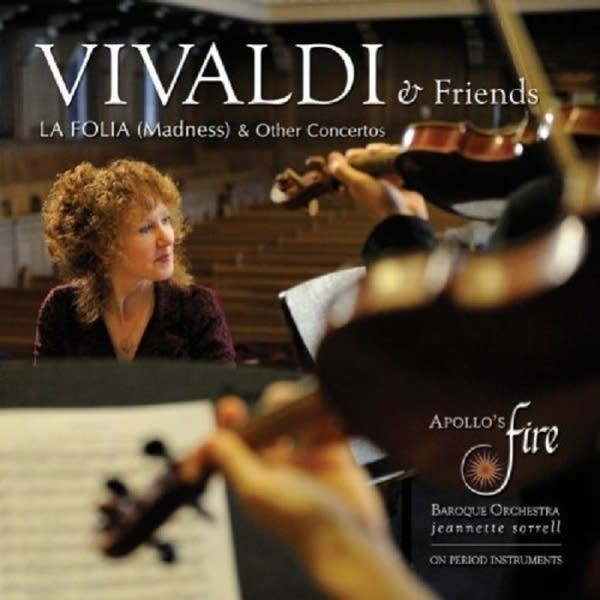 Apollo's Fire: Vivaldi and Friends