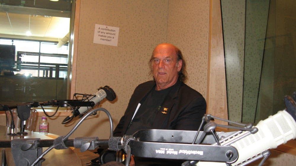 Former Gov. Ventura