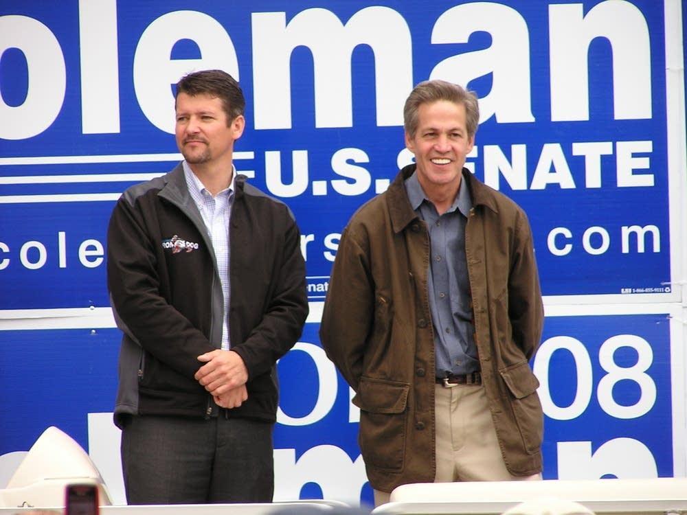 Palin and Coleman