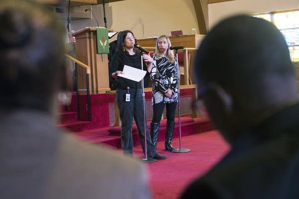 Ellen Freric explains facts of ebola