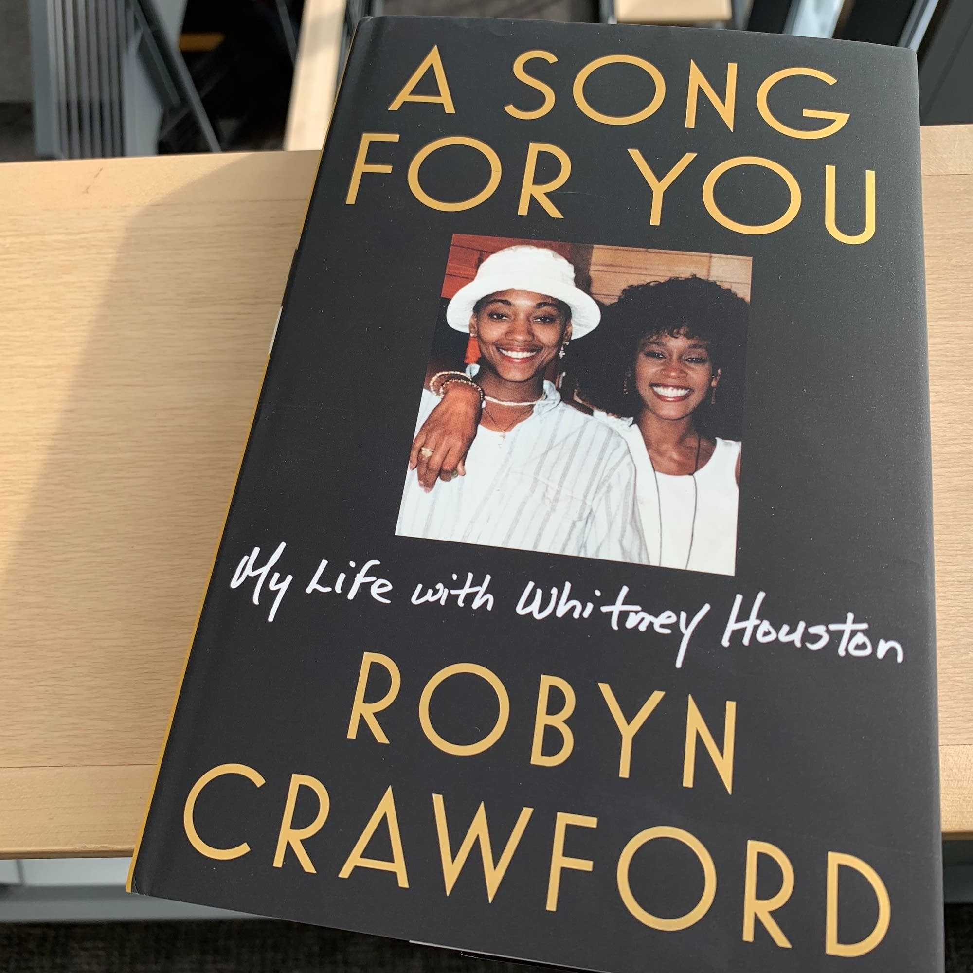 Robyn Crawford's 'A Song for You: My Life with Whitney Houston.'