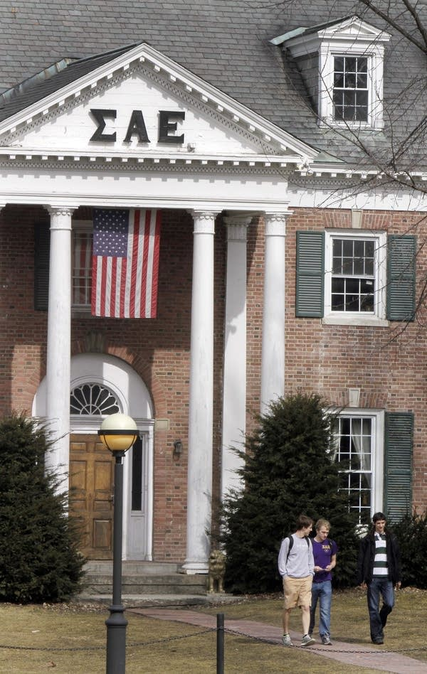 Sigma Alpha Epsilon fraternity at Dartmouth