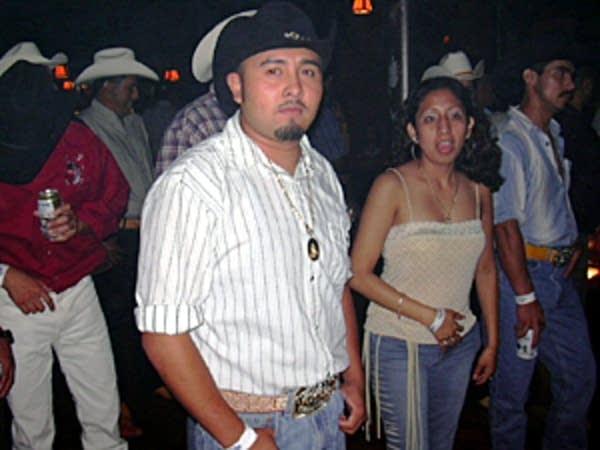 El Nuevo Rodeo partygoers