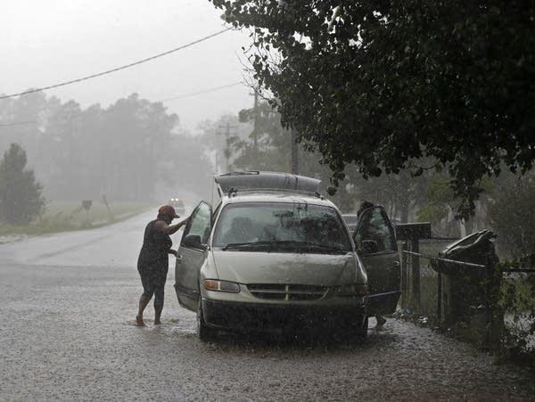 South Carolina flooding