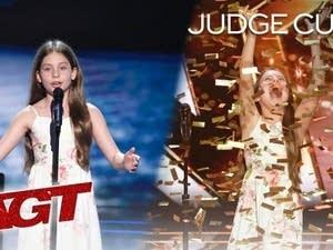 Emanne Beasha on America's Got Talent