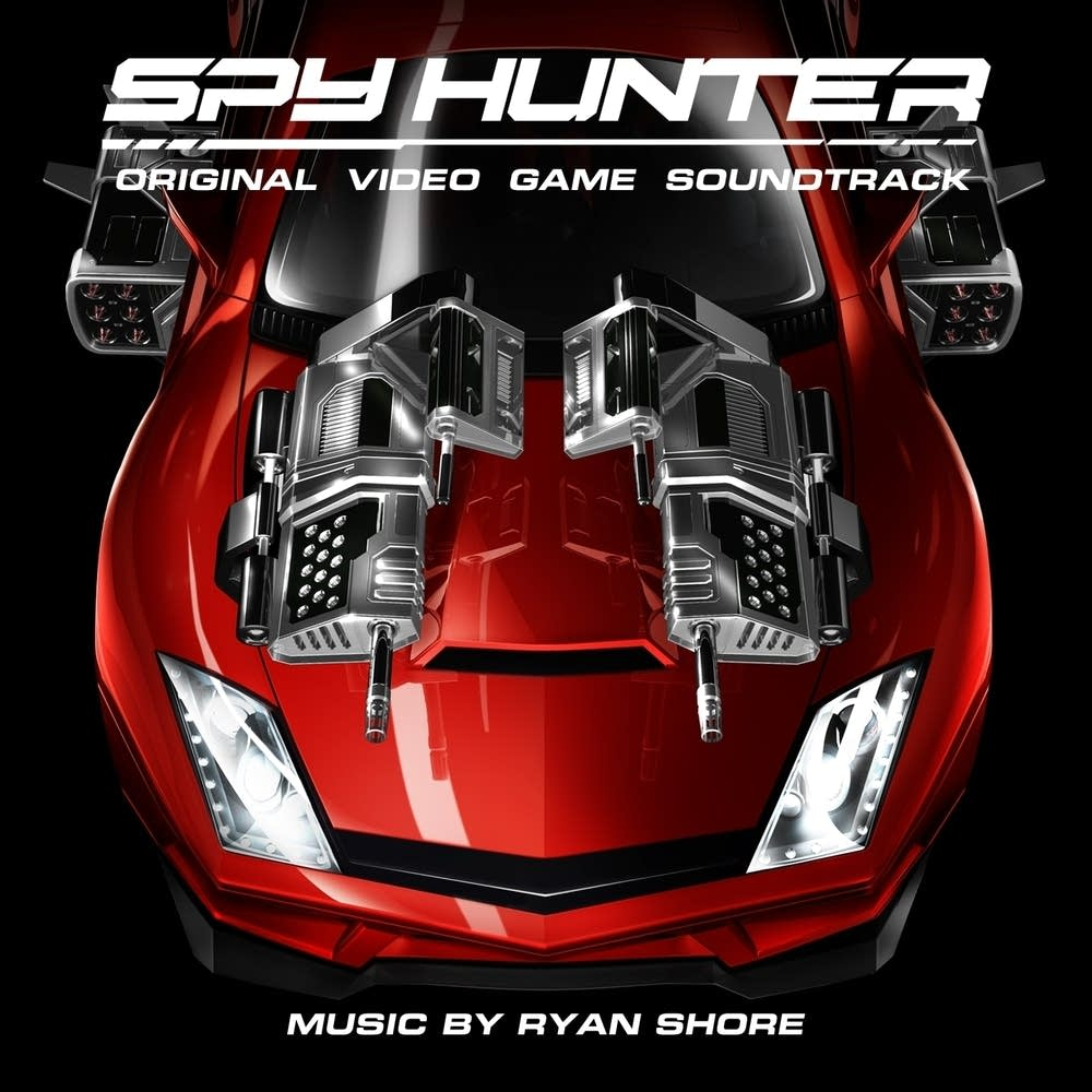 Spy Hunter Original Soundtrack