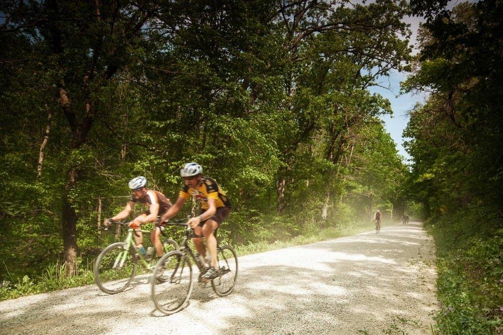 Almanzo 100 route