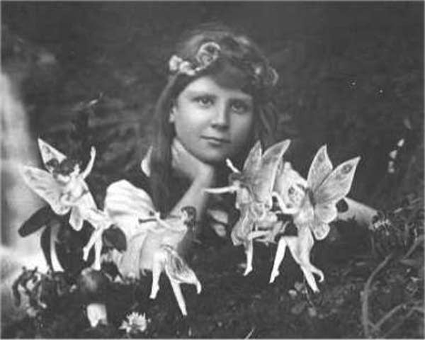 Frances and the Cottingley Fairies