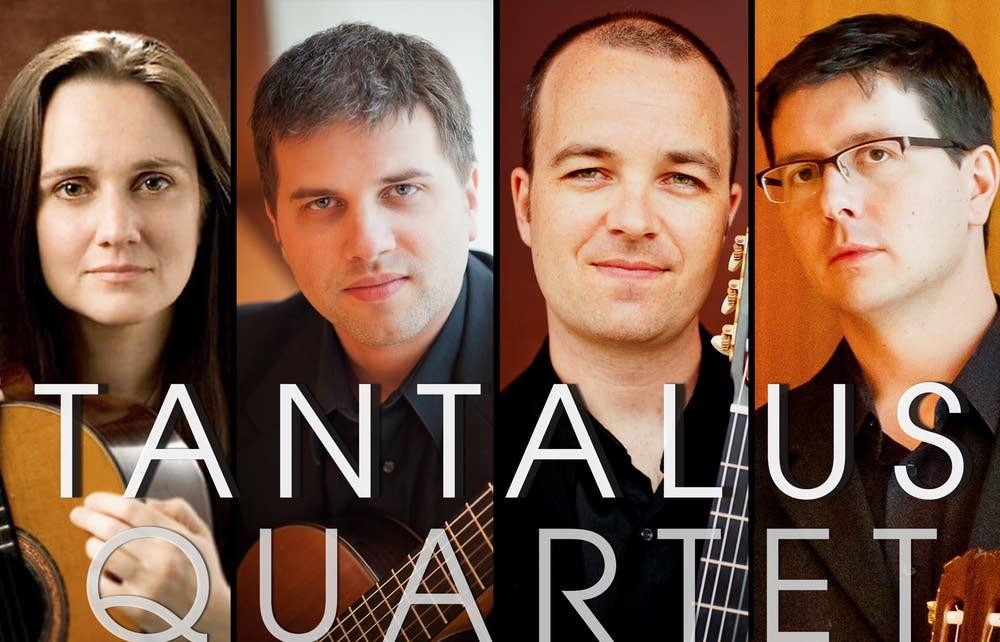 tantalus guitar quartet