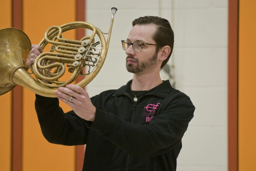french horn is longest