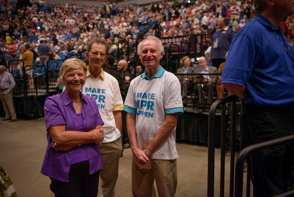 MPR Volunteers