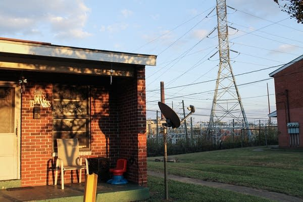 In the 1960s and '70s, the Birmingham housing authority built hundreds of public housing units for Black families in the most polluted parts of the city.