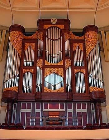 2005 Jaeckel organ at Emory University, Atlanta, GA