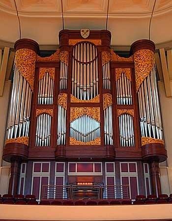 2005 Jaeckel organ at Emory University, Atlanta, GA