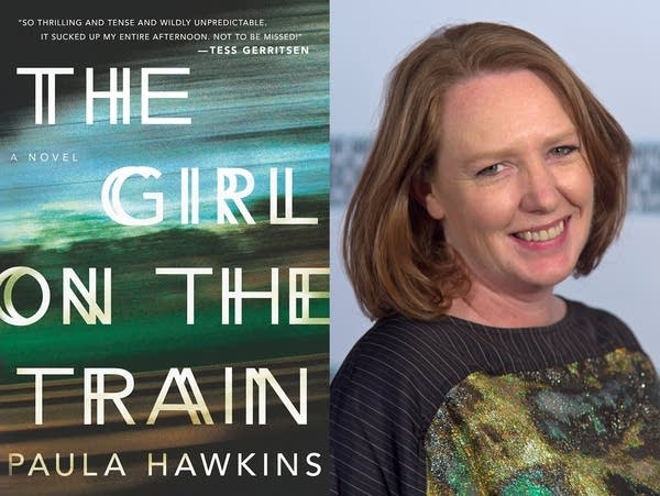 'The Girl on the Train' author Paula Hawkins