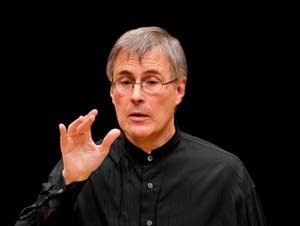 Christian Zacharias, Pianist and Conductor