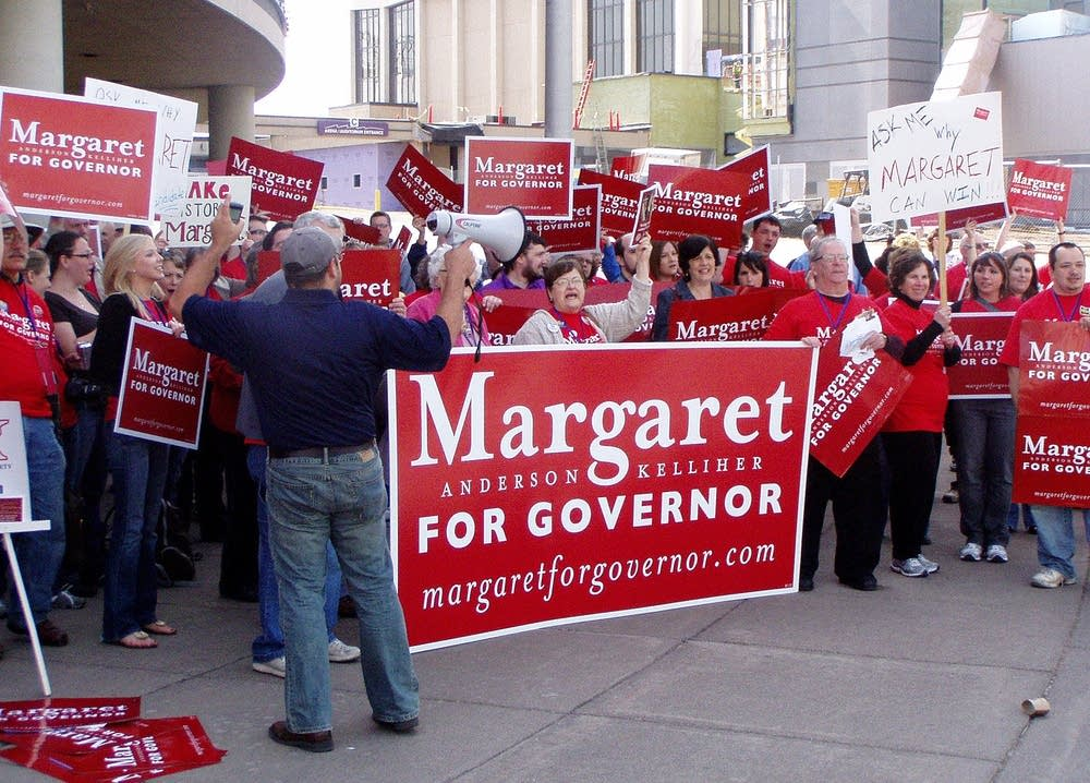 Margaret Anderson Kelliher supporters