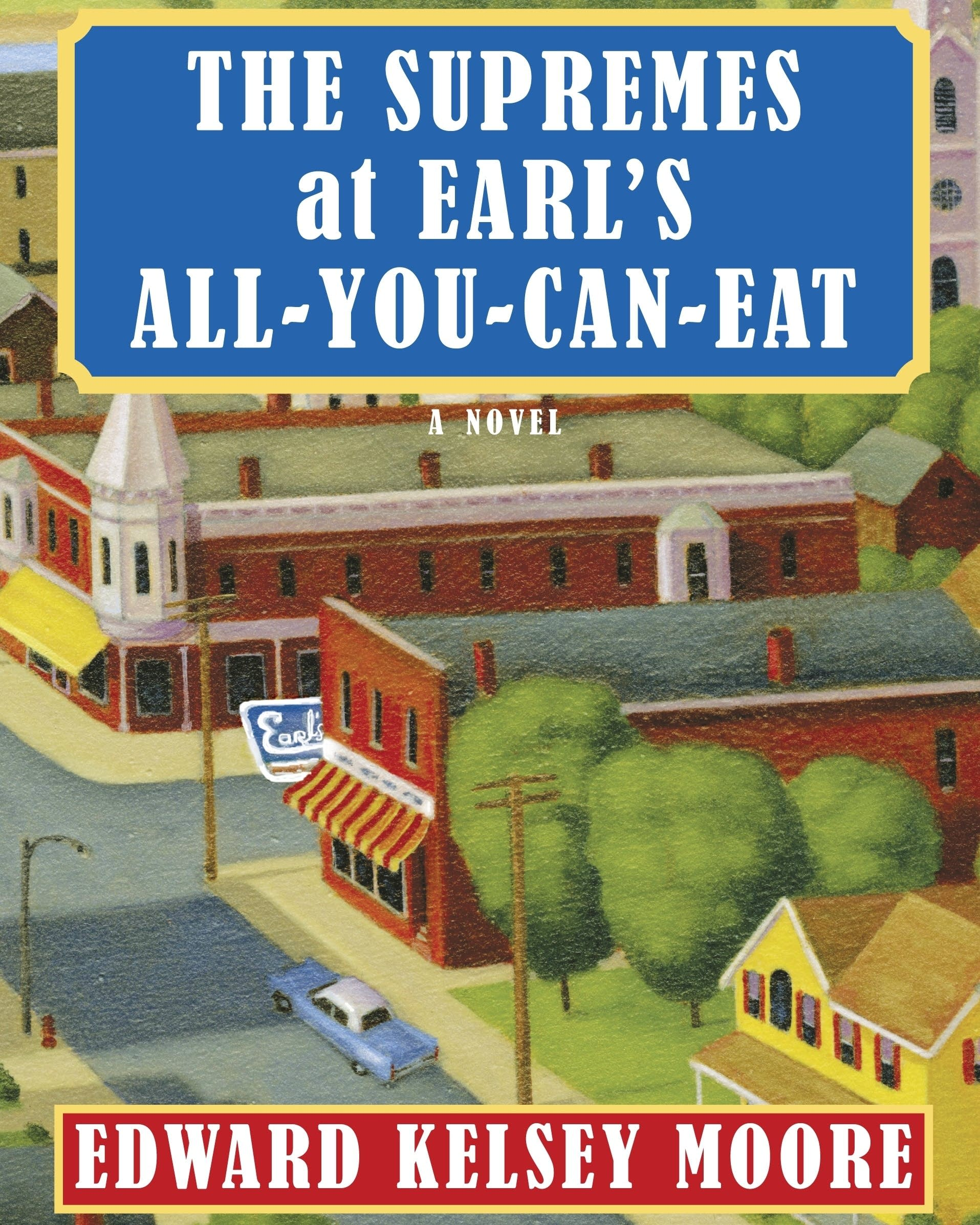 The Supremes at Earl's All-You-Can-Eat' book cover