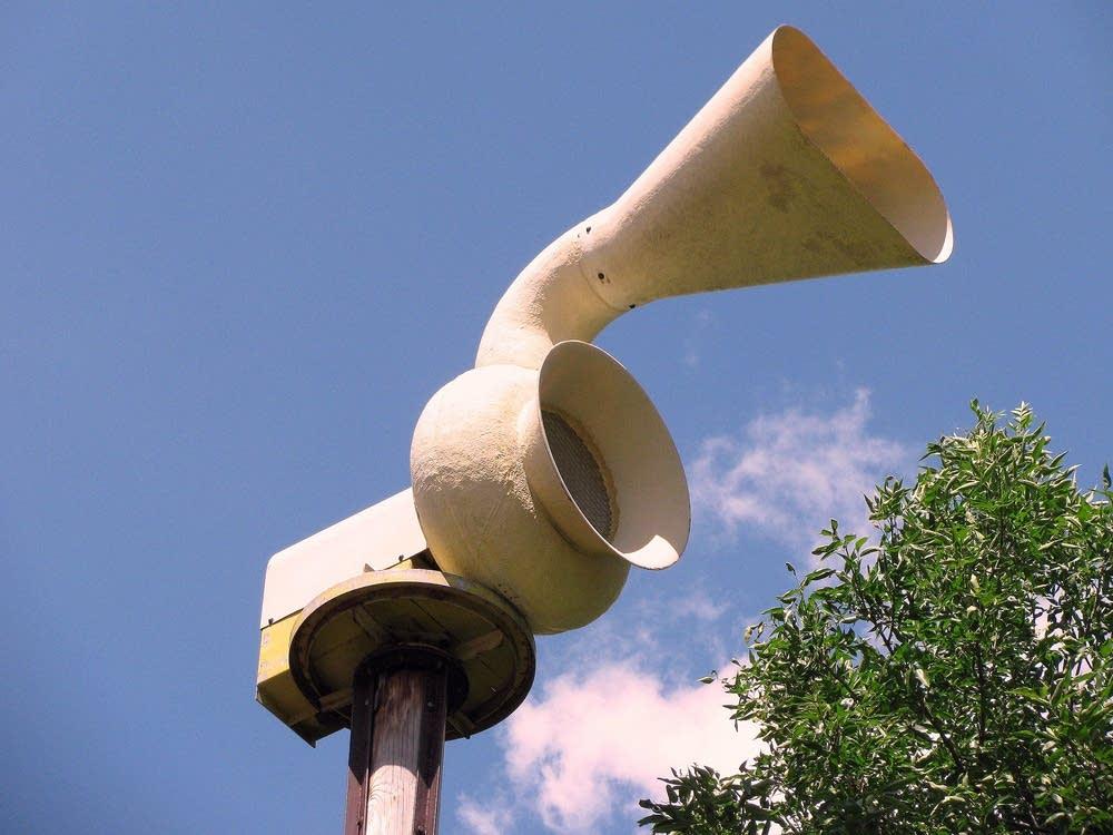 ACA Allertor siren