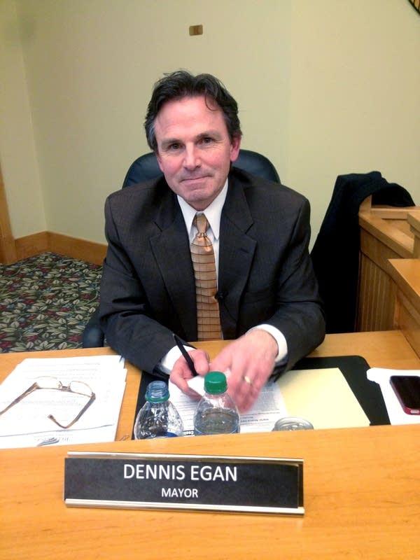 Dennis Egan
