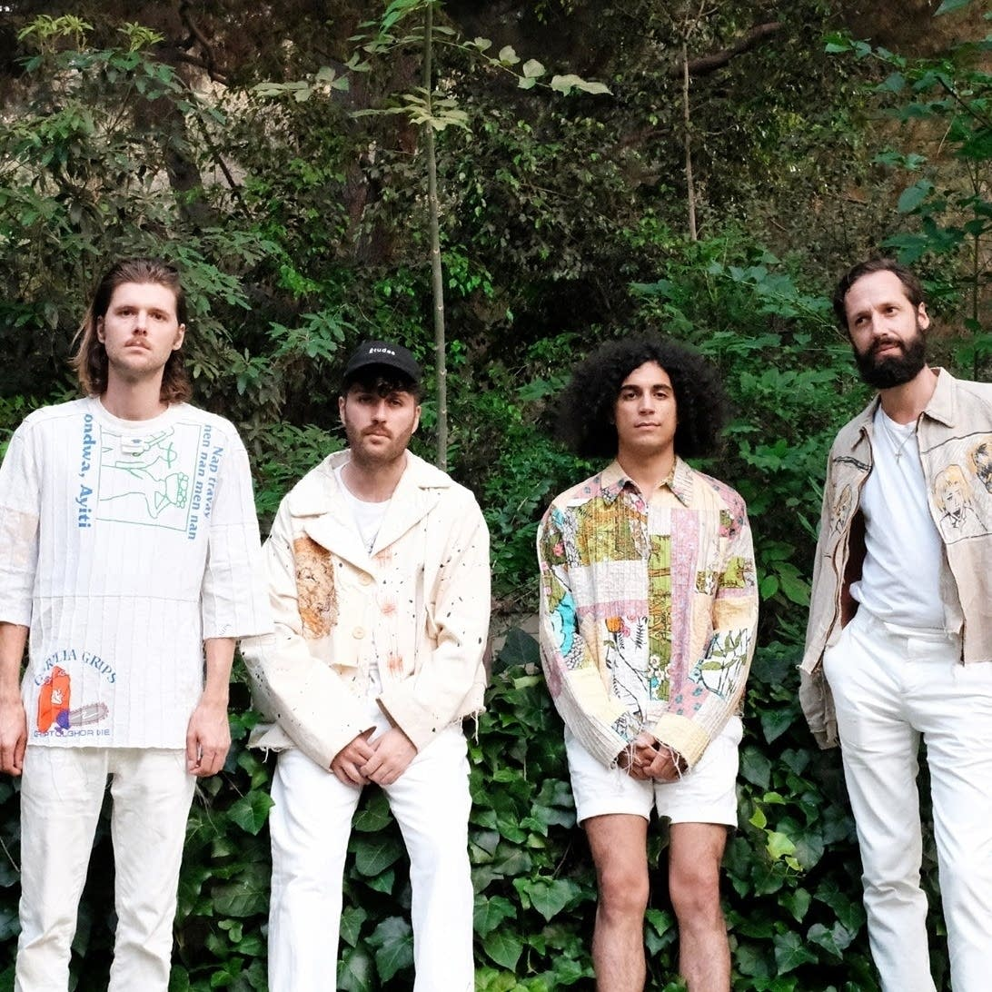Australian band Miami Horror.