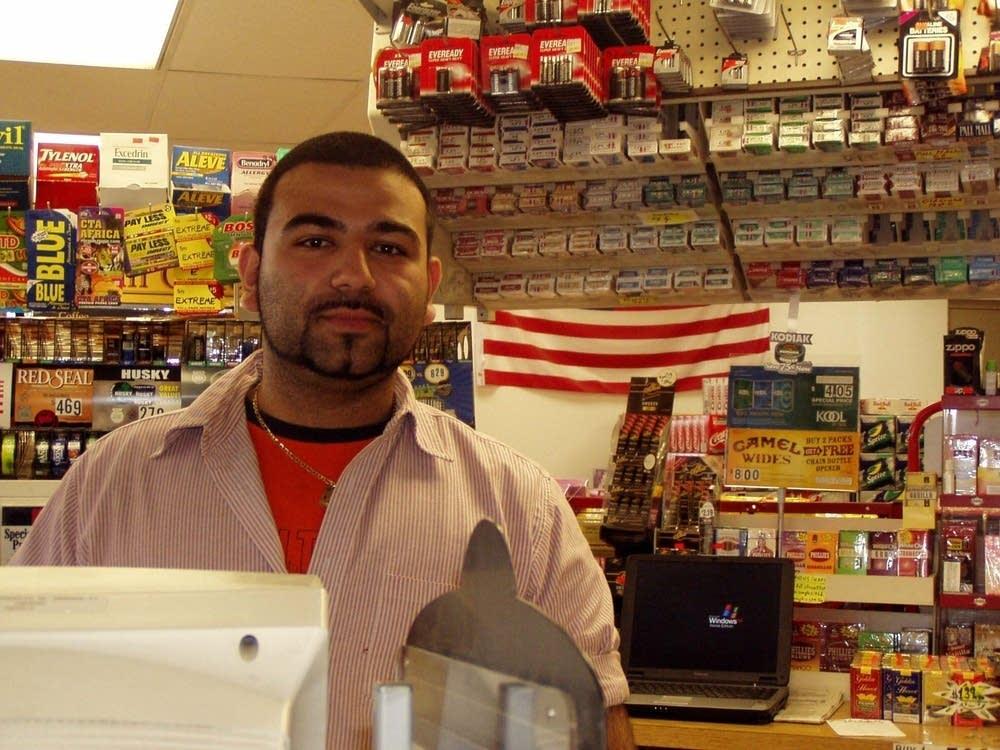 Lebanese-American Jad Hark