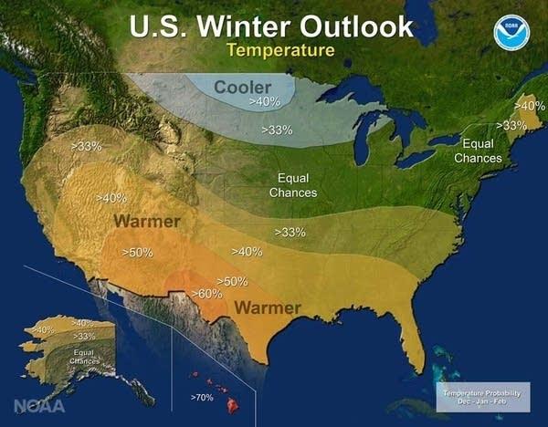 U.S. Winter Outlook