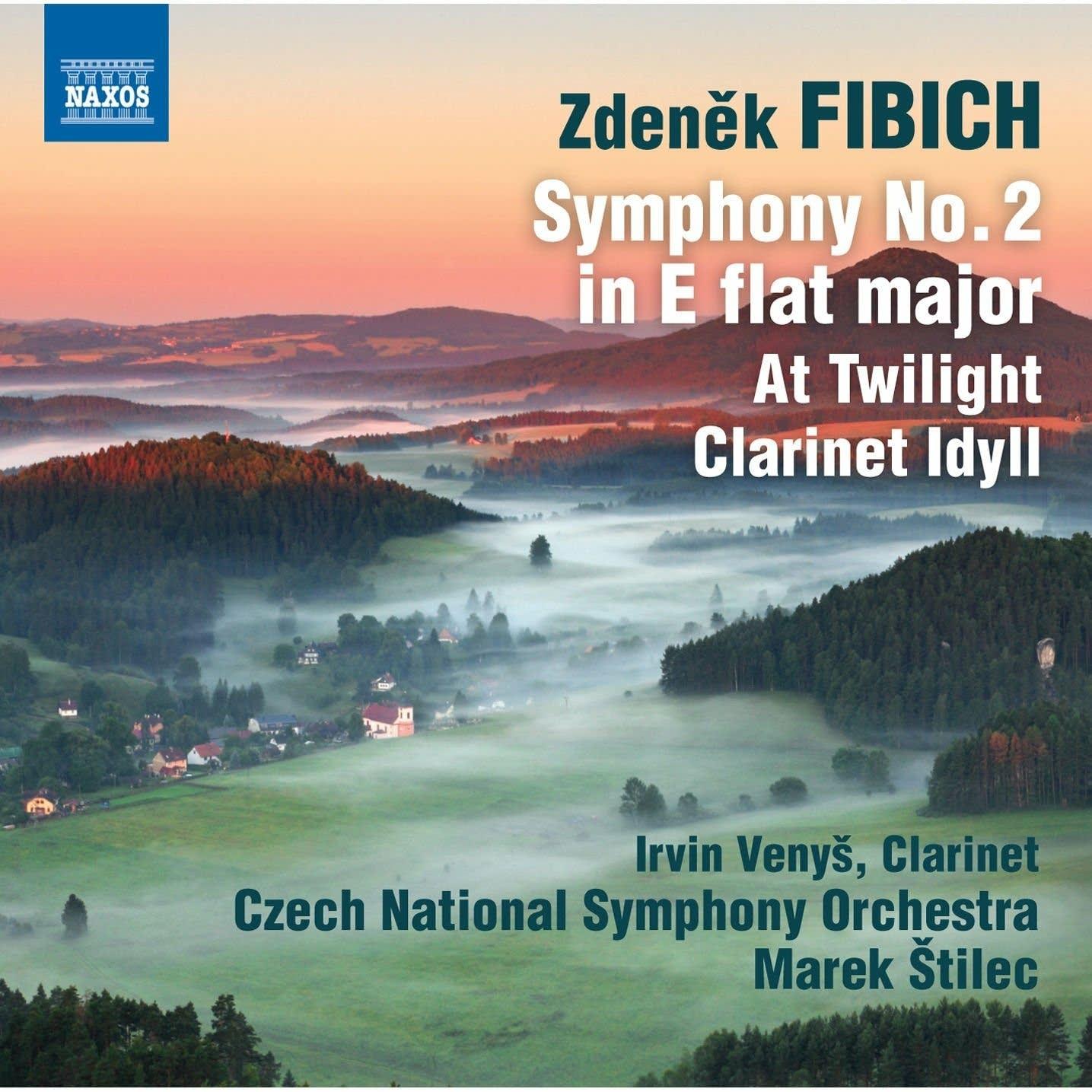 Zdenek Fibich - Symphony No. 2: II. Adagio