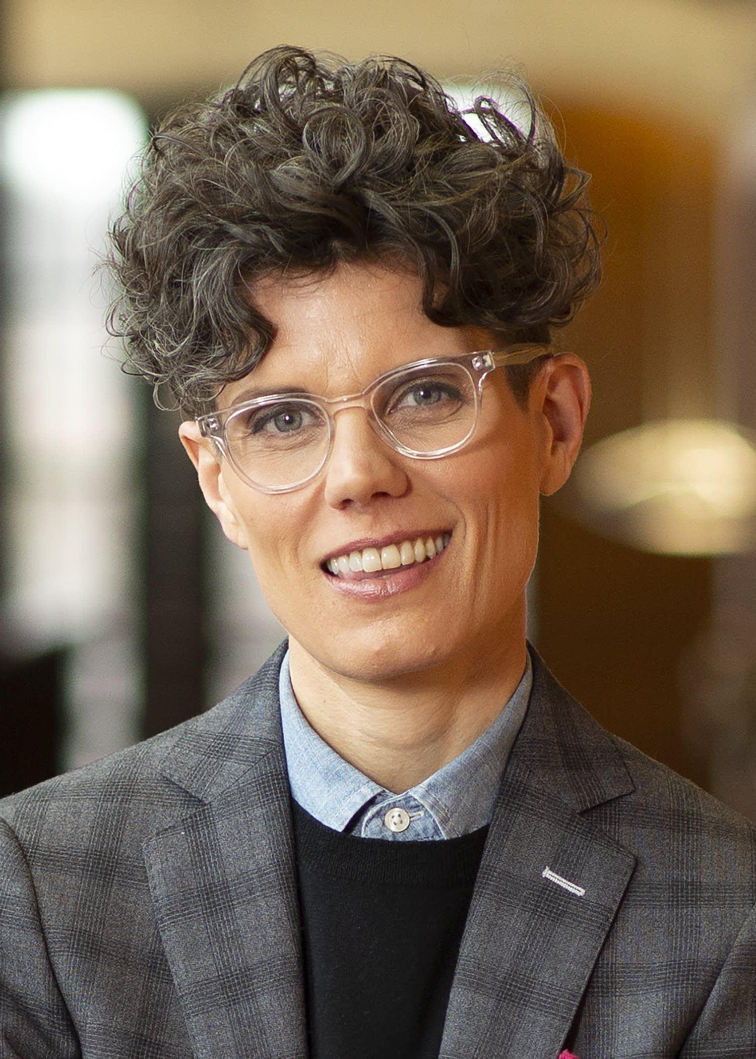 KARE 11 anchor and reporter Jana Shortal
