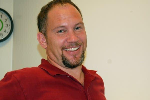 Chris Holbrook, Libertarian Party candidate