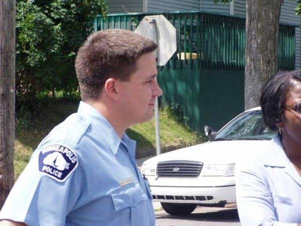 Officer Mark Klukow