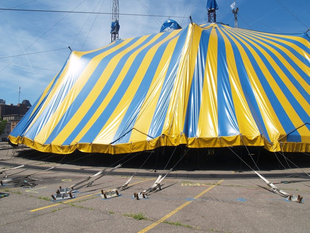 The Big Top's top