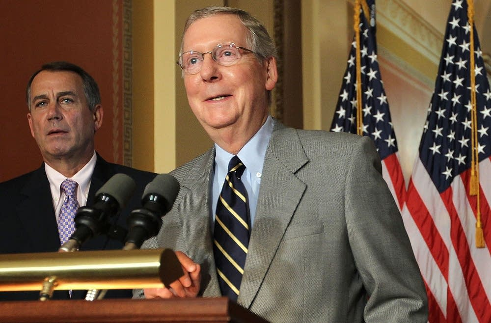 Boehner, McConnell