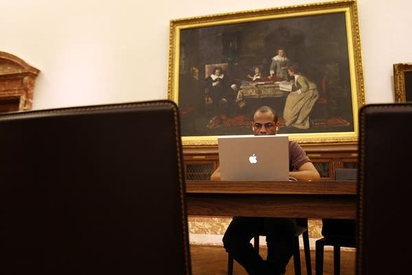 NY Public Library Opens The Grand Salomon Room As
