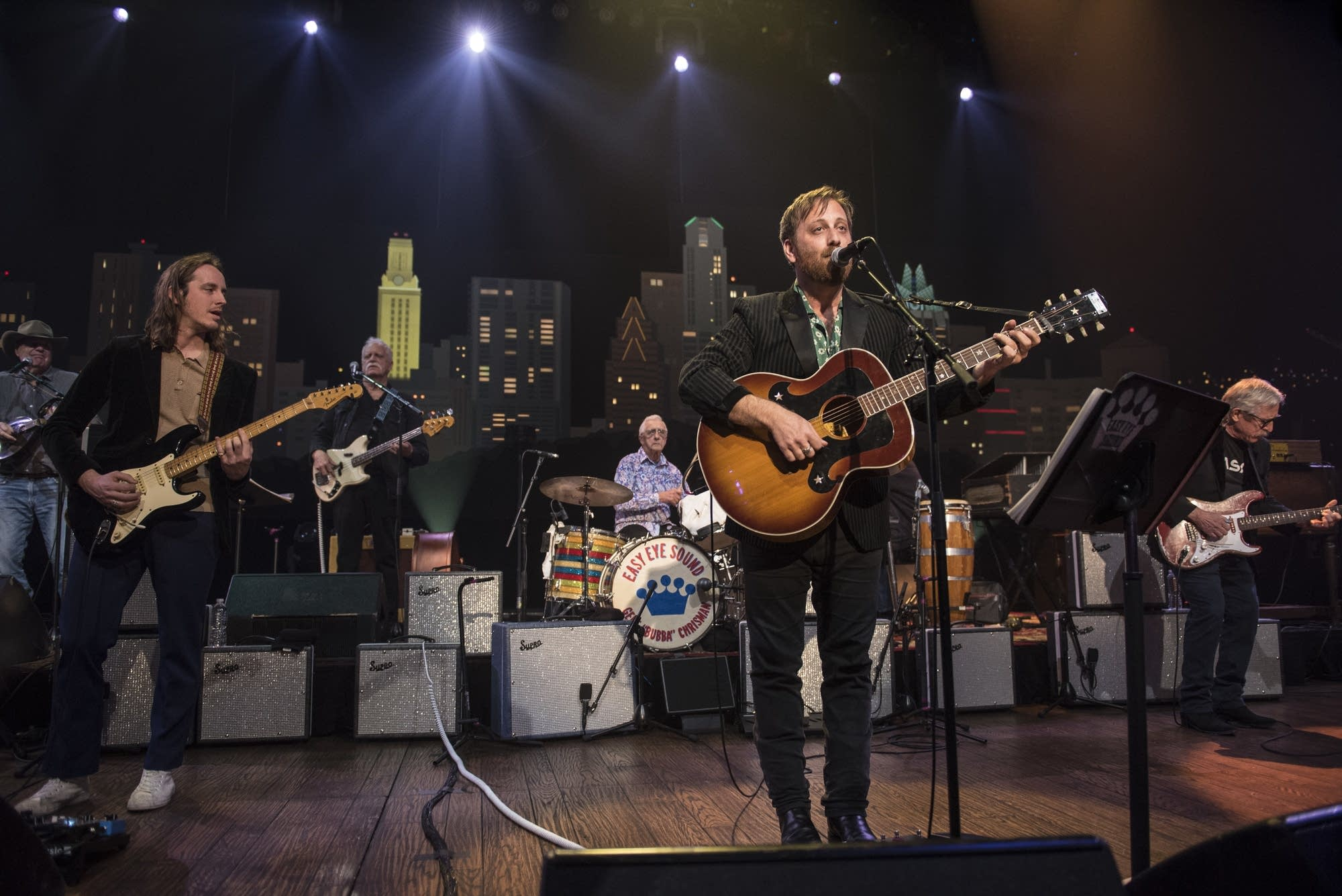 Dan Auerbach on 'Austin City Limits'