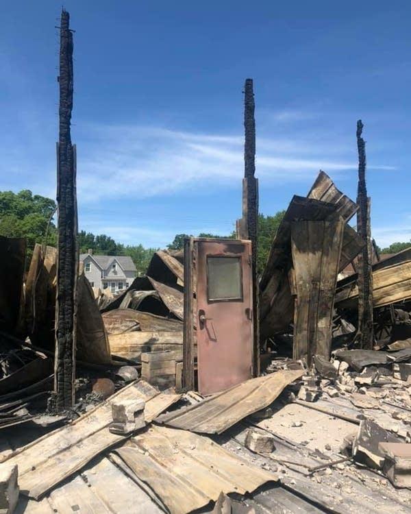 Dobson Pipe Organ Builders fire