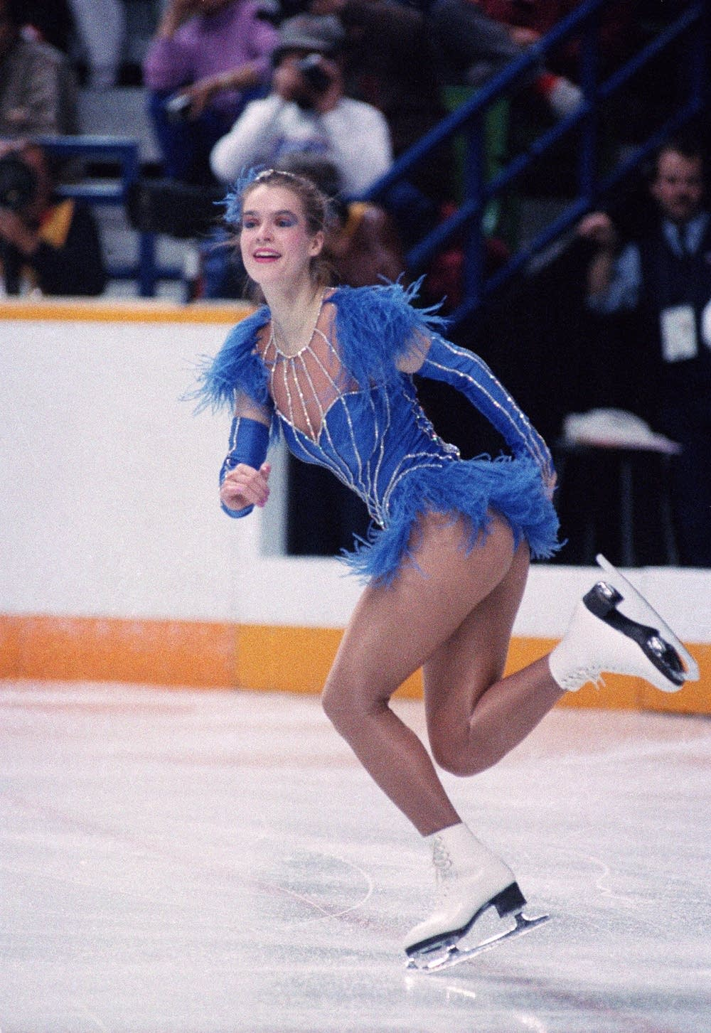 Katarina Witt  sc 1 st  MPR News & What not to wear: The rules of fashion on the ice | MPR News