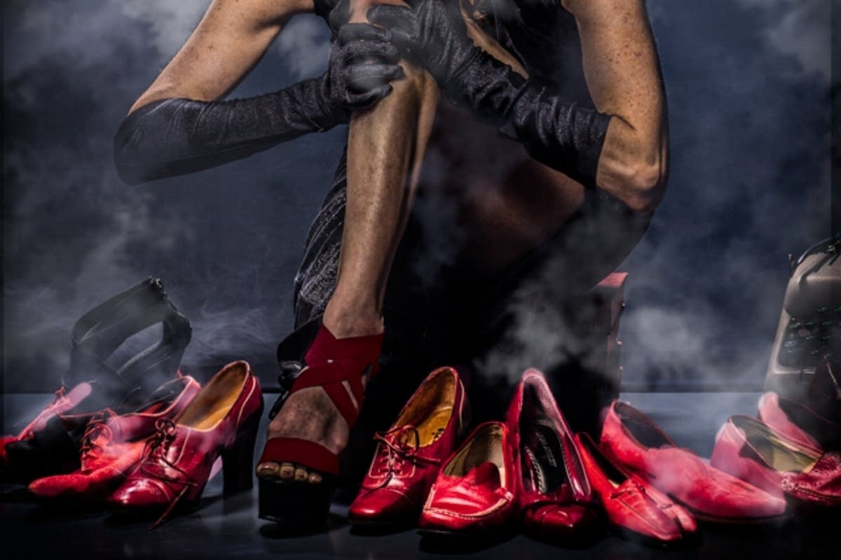 """The Red Shoes"""